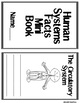 Human Systems Vocabulary Posters and Mini Books