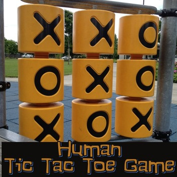 Human Tic-Tac-Toe Review Game