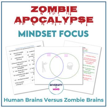 Human v Zombie Brains: A Comparison Activity