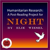 Humanitarian Research (a post-reading assignment for Night by Wiesel)
