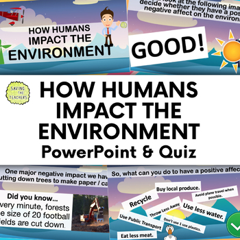 Humans And The Environment: How Humans Affect The Environment