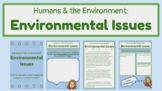 Humans & Their Impact on the Environment