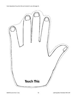 Humans Use Their Five Senses: Touch