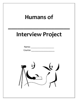 Interview Project (HONY Inspired)