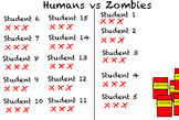 Humans vs. Zombies Review Game