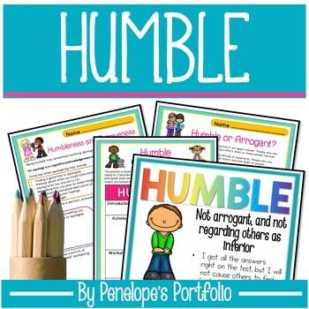 HUMBLE Character Education Packet