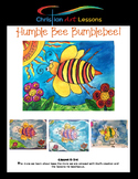 Art Lesson: Humble Bee Bumblebee!