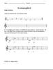 Hummingbird Song with Ostinato