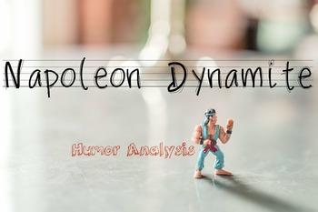 INSTANT EMERGENCY SUB PLANS!  Humor Analysis:  Napoleon Dynamite