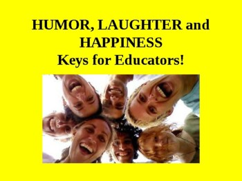Humor Laughter Happiness