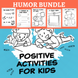 Humor & Laughter Social-Emotional Learning Prompt /Convers