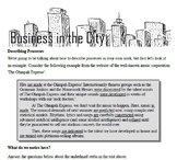 Humorous Business English: Processes with Passive Voice