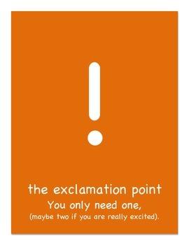 Humorous Grammar Posters