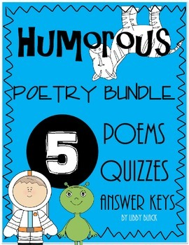 Humorous Poetry Bundle - #1