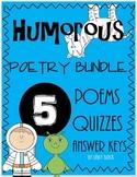 Humorous Poetry Bundle - #1