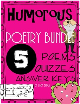 Humorous Poetry Bundle - #2