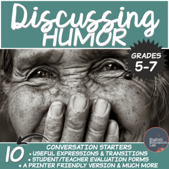 Humour- A Discussion