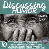 Humour- A Conversation Starter