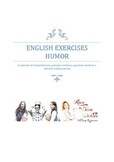 Grade 7/8 English - Humour Writing Lesson Plan