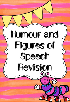 Humour and Figures of Speech Revision