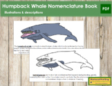 Humpback Whale Nomenclature Book