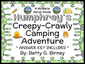 Humphrey's Creepy-Crawly Camping Adventure (Birney) Novel