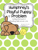 Humphrey's Playful Puppy Problem