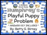 Humphrey's Playful Puppy Problem (Betty G. Birney) Novel Study / Comprehension