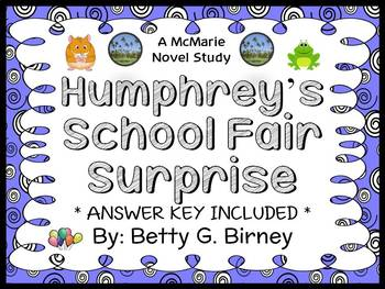 Humphrey's School Fair Surprise (Betty G. Birney) Novel St