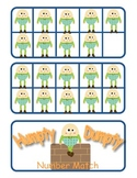 Humpty Dumpty 10 Frame Game