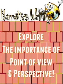 Humpty Dumpty Narrative - A Creative Retelling (Point of View)