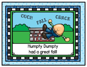 Mother Goose Rhymes: Humpty Dumpty