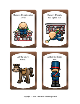 Humpty-Dumpty Activities