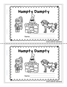 Humpty Dumpty Activities