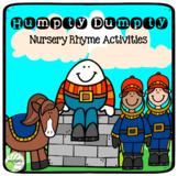 Humpty Dumpty Activities