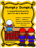 Humpty Dumpty Activity Pack