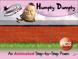 Humpty Dumpty - Animated Step-by-Step Poem - PCS
