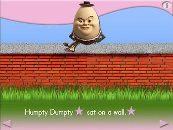 Humpty Dumpty - Animated Step-by-Step Poem - Regular