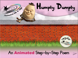 Humpty Dumpty - Animated Step-by-Step Poem - Regular