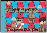 Humpty Dumpty Blank Board Game (EDITABLE)