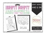 Humpty Dumpty Book