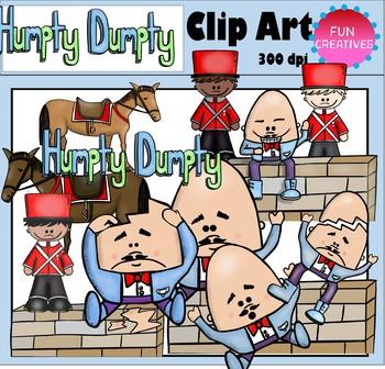 Humpty Dumpty Clip Art