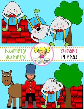 Humpty Dumpty Clipart