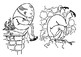Humpty Dumpty Comic Strip and Storyboard