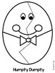 Humpty Dumpty Craft Activity