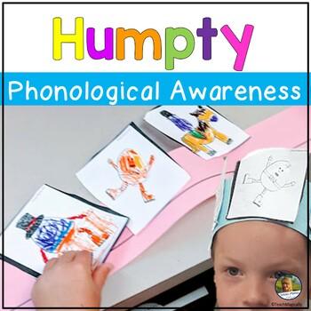 Language Arts Humpty Dumpty Theme