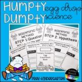 Humpty Dumpty Egg Drop Science Experiment for Preschool- Kindergarten