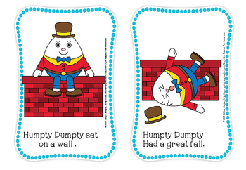 Humpty Dumpty (FREE- FEEDBACK CHALLENGE)