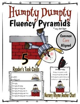 Humpty Dumpty Fluency Pyramids