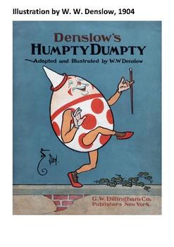 Humpty Dumpty Handout